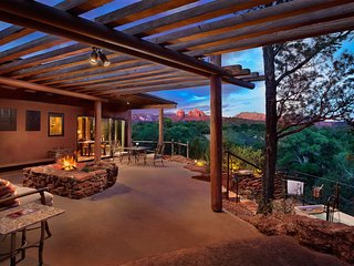 Safe Social Distancing at Sun Cliff - Sedona's only Luxury Resort for Two