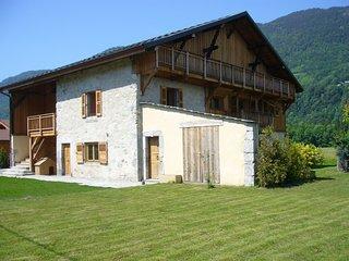 ferme rénovée 400m2 à 2Km de Morillon Grand Massif, La Rivière-Enverse