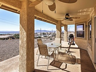 NEW! 3BR Lake Havasu City House w/Beautiful Views!