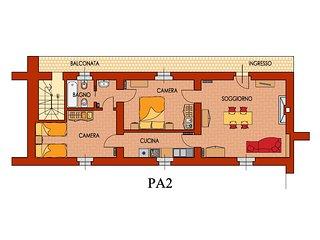 Appartamento PA2