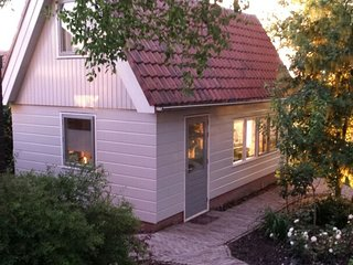 Lovely holiday house in Durgerdam, near Amsterdam