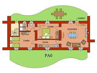 Appartamento  PA0