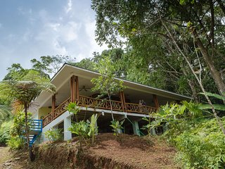 Amazing Ocean View Tucan Vacation Rental, Quepos