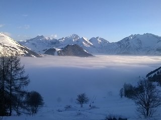 COSY DUPLEX SOUTH FACING MASING VIEW!!!!, L'Alpe d'Huez
