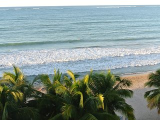 Beach front property in Isla Verde, PR