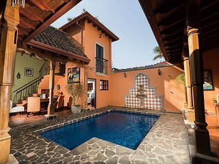 Beautiful Hacienda Style Home in Walking Distance to Playa Tamarindo