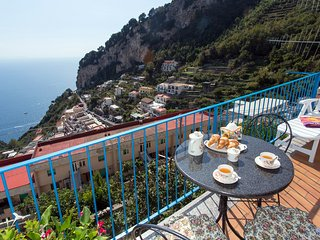 BellaVista - Beautiful Apartment with Sea View, Amalfi