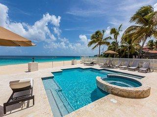 Four Bedroom Villa at Frangipani Beach Resort, Anguila
