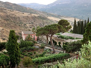 7 bedroom Villa in Scillato, Sicily, Italy : ref 5056800