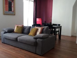 Spacious Bright Centerally located apartment-4pers