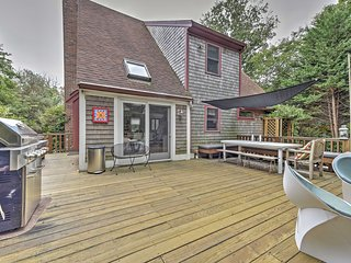 NEW! 3BR Dennis House w/ Spacious Backyard Deck!