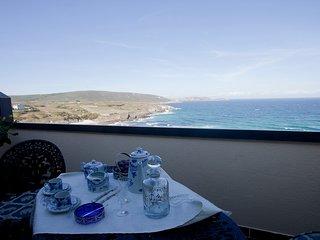 Oferta Atico con terraza sobre el mar y acceso directo a la playa M de Malpica