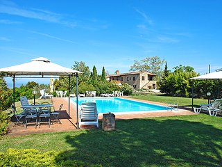 3 bedroom Apartment in Camporbiano, Tuscany, Italy : ref 5055273