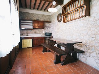 3 bedroom Apartment in Luiano, Tuscany, Italy : ref 5055400