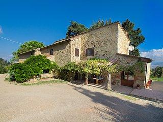4 bedroom Villa in Pomarance, Tuscany, Italy : ref 5036719