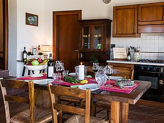 2 bedroom Villa in Palazzuolo Alto, Tuscany, Italy : ref 5055627