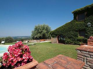 La Veduta #9942, Monte San Savino