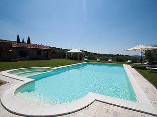 8 bedroom Villa in Monte San Savino, Tuscany, Italy : ref 5055636
