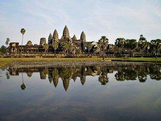 Homestay guest room in Krong Siem Reap, at Samanta's place