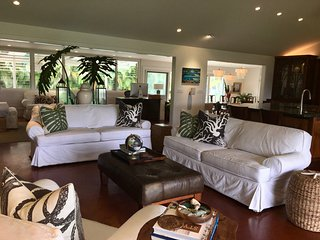 20% off May and June! 2017! Chic, Affordable, Family Home!  Pool & Playhouse!, Kailua