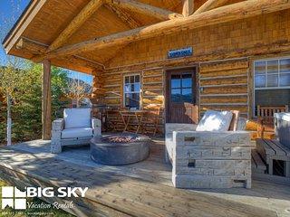 Big Sky Moonlight Basin | Cowboy Heaven Cabin 11 Derringer