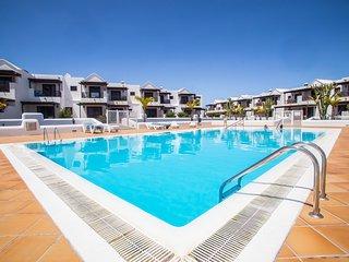 Laura Park Casa Paula con piscina, cerca de la playa, 2dormitorios, 2 banos