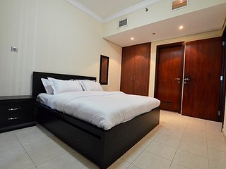 1BR Furnished in Lake View Tower, JLT, Dubái