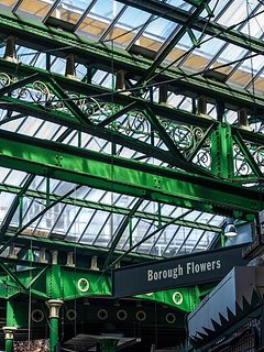 Borough Market architecture