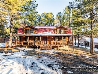 BJ's Log Cabin 746, Ruidoso