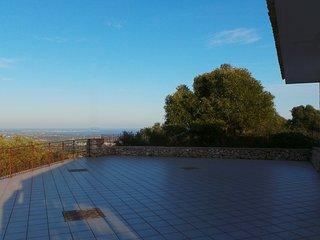 Villa panoramica tra Sr e Noto a 6 minuti dal mare