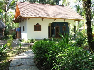 The Bungalow at Paddy View, Pangandaran