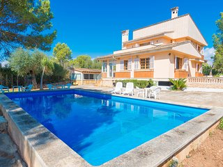 MOREY DE S'ARANJASSA - Villa for 8 people in S´ARANJASSA, Sant Jordi
