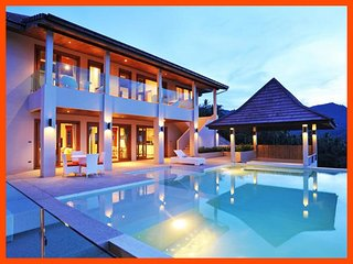 Villa 199 - Infinity edge pool and fantastic sea views
