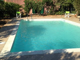 Villa with pool in Fraginesi (Scopello)
