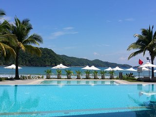expat holiday home 2 bedroom loft type apartment pico de loro, Nasugbu