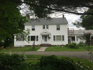 Classic New England Farm House, Chesterfield
