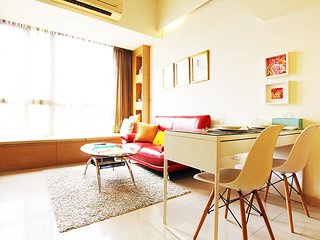 JC Taipei Apartment-Boutique Serviced Apartments near Taipei 101 with gym/pool