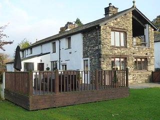 6 Bedroom House  - Superb Location - Lake Views, Ambleside