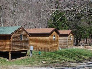 Revelle's Ranger 2 cabin, Bowden