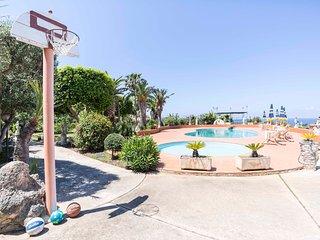 Appartamento Fausto in Villa con Piscina (N°1)