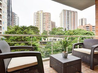 Lovely Two Bedroom in Poblado