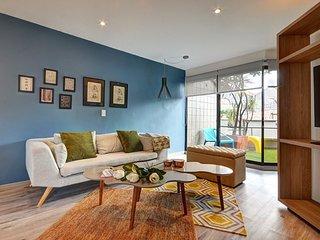 Cozy and Stylish Studio Apartment, Medellin