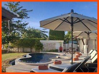 Villa 15  - Beach front (1 BR option) private pool and sunset views, Plai Laem