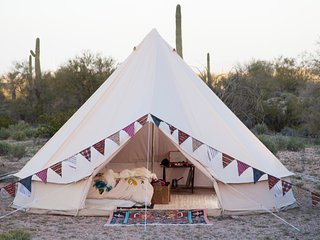 Zion Luxury Camping EQUIPMENT by Starlight Camps!, Hurricane