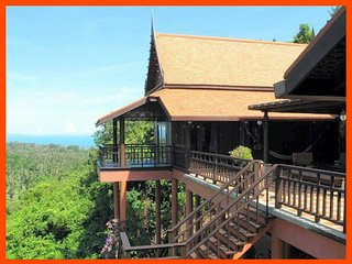 VILLA 11 - AUTHENTIC THAI HOUSE (2 BR OPTION), Mae Nam
