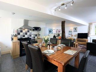 Partridge Cottage located in Kingsbridge, Devon