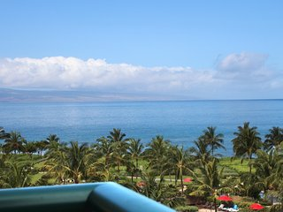 Maui Resort Rentals: Honua Kai Konea 609 – Large 6th Floor Interior 2BR  w/ Fantastic Ocean Views, Lahaina