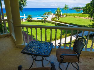 Luxury 2BR Oceanfront Condo at Hispaniola Beach