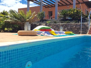 Villa la Perla Azul, Panoramic ocean views,Pool..., Caleta de Fuste