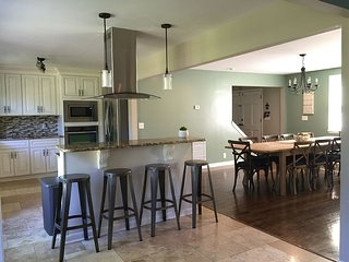 Huge, Private, Newly Renovated Nashville Home perfect for 3-4 couples!